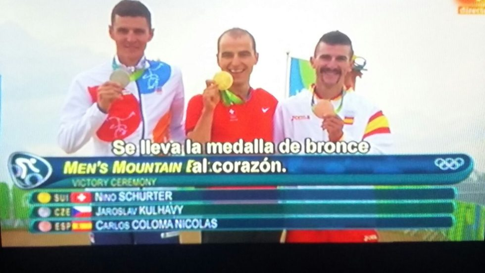 coloma bronce